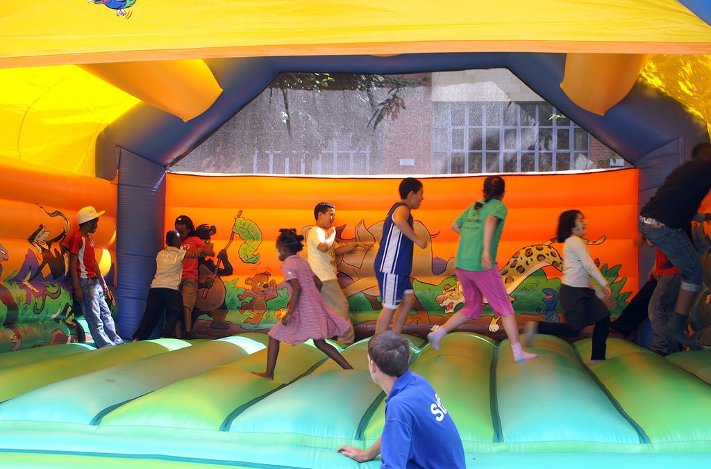 Guide To Bouncy Castles